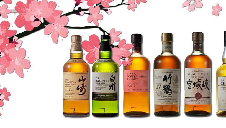 Japonia, superputere în lumea whisky-ului
