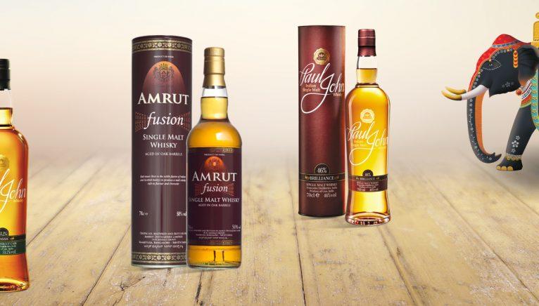 Piața de whisky indian