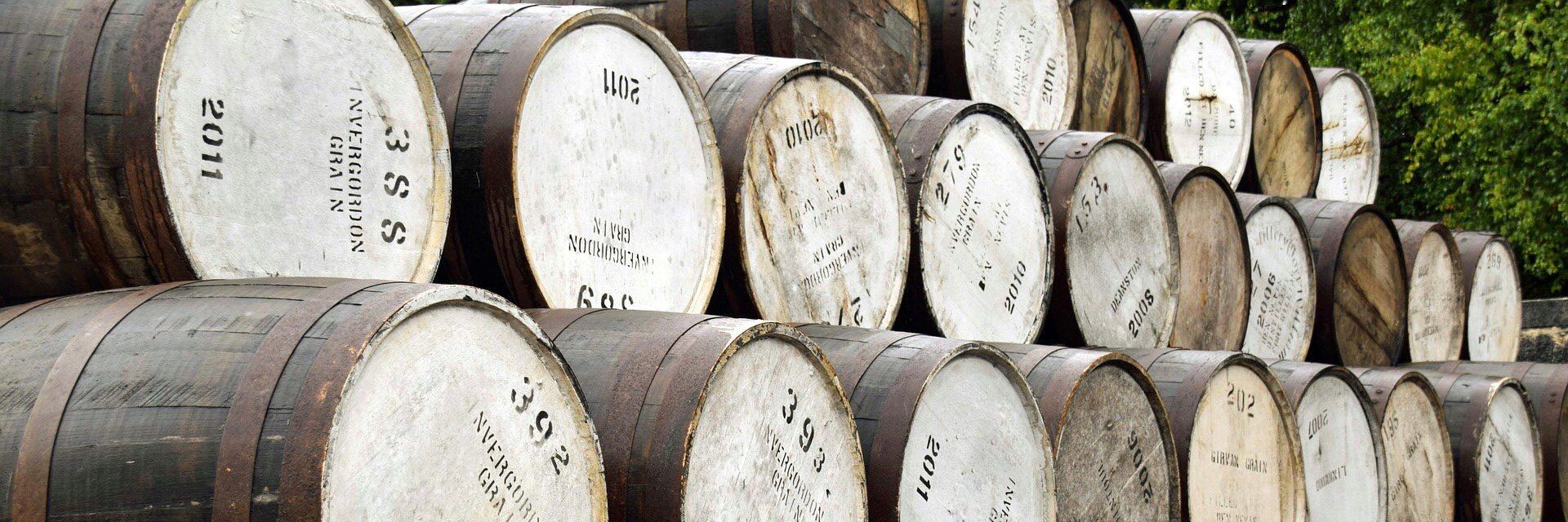2017, an record pentru exporturile de whisky scoțian