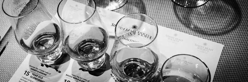 Prima degustare Single Malt Society la Brașov