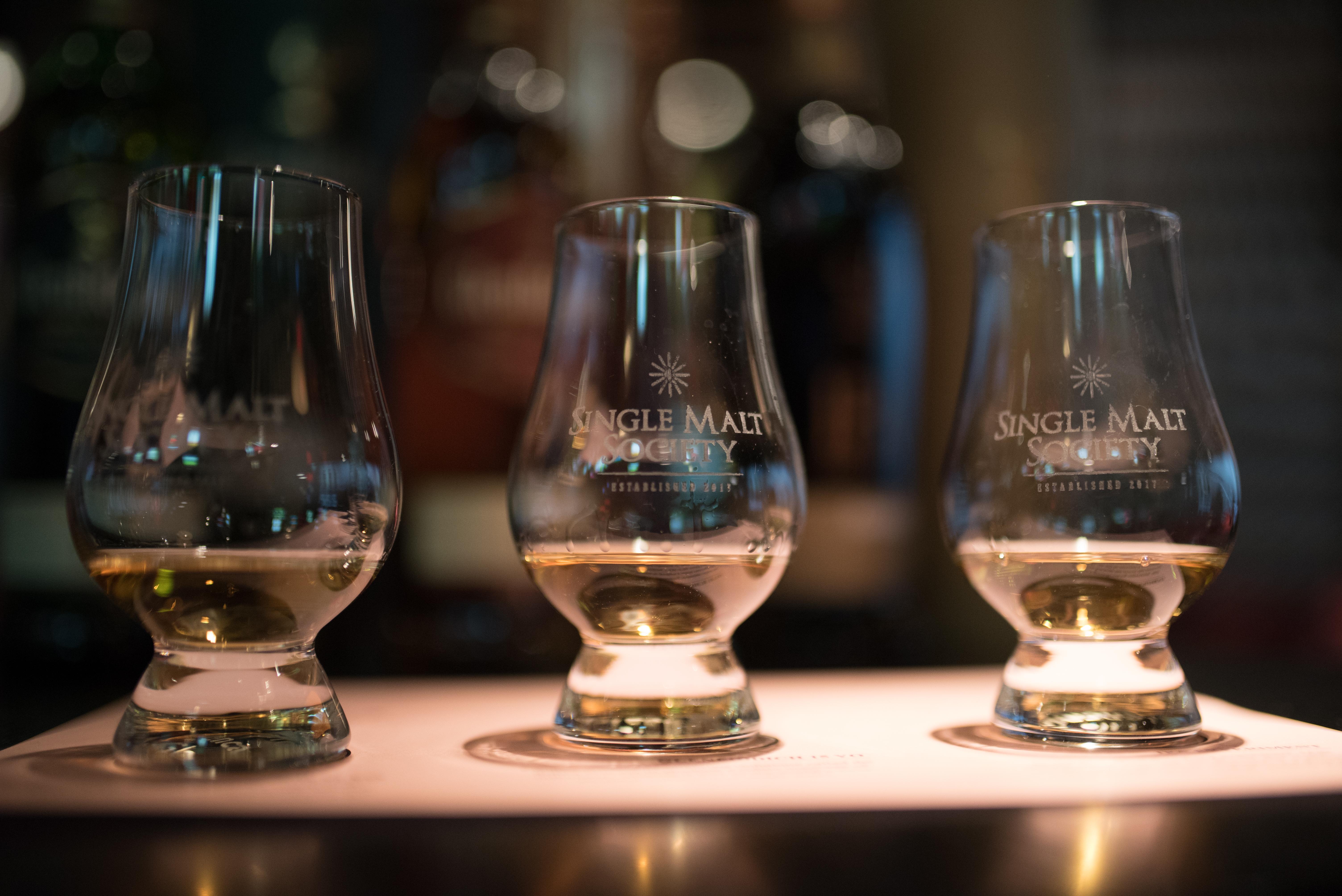 """Butoiul conturează """"personalitatea"""" whisky-ului"""