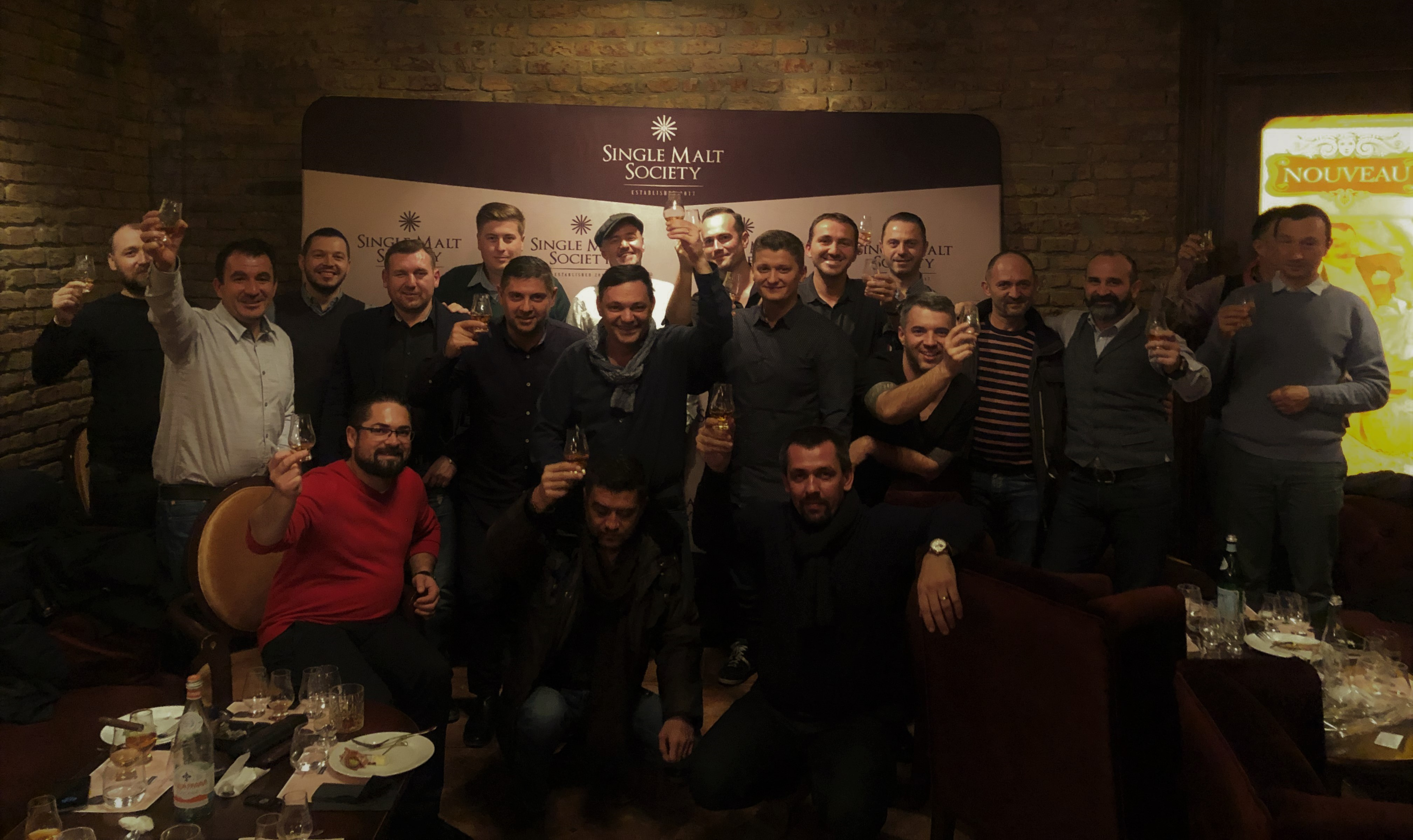 O nouă degustare în Timișoara, o nouă întâlnire reușită cu Banatul