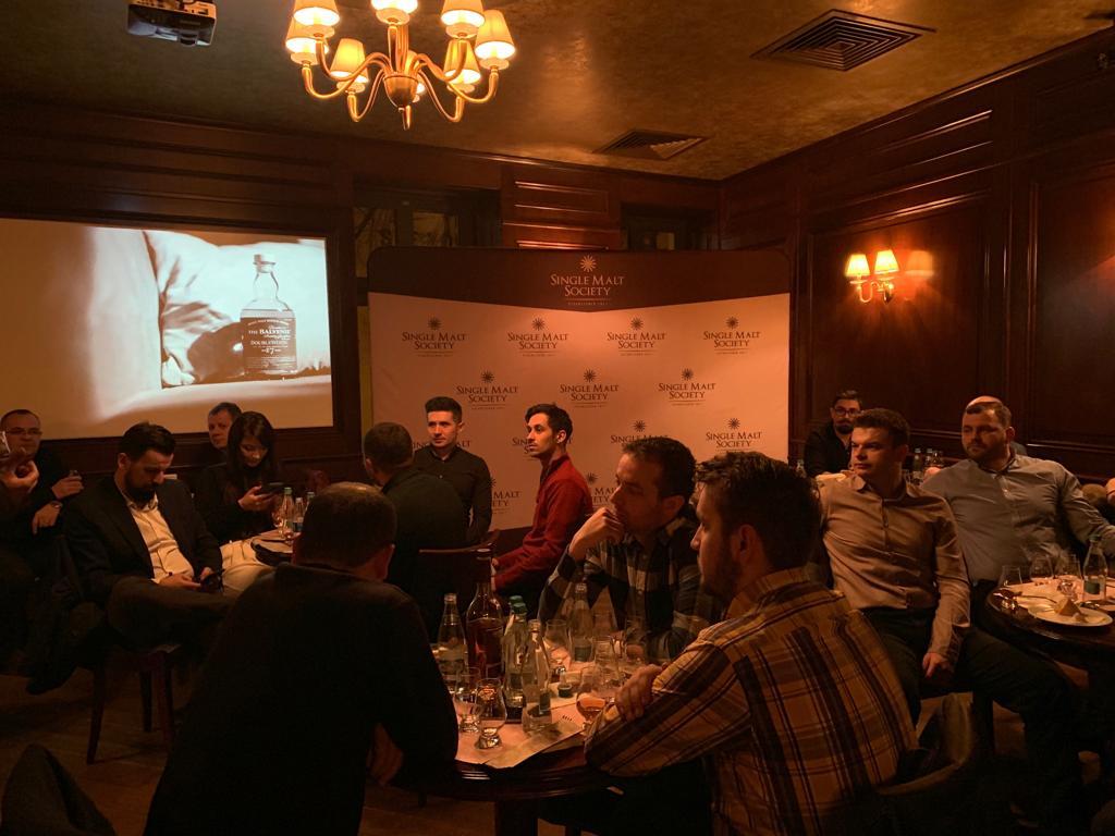 Ziua Internațională a Whisky-ului sărbătorită în stilul nostru caracteristic