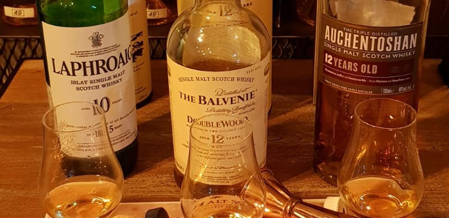 "Workshop ""Whisky Trip la Lovin"", sub semnătura Single Malt Society"