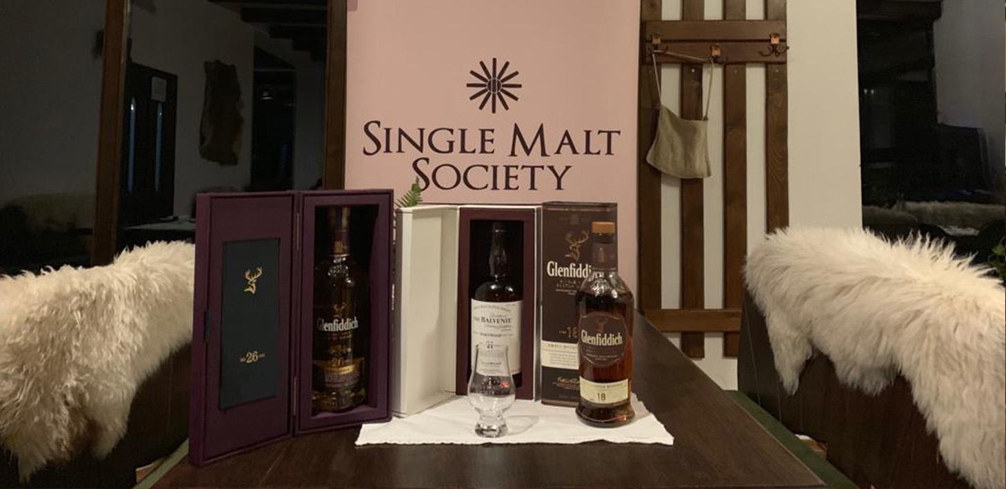 Single Malt Society adventure la Cluj