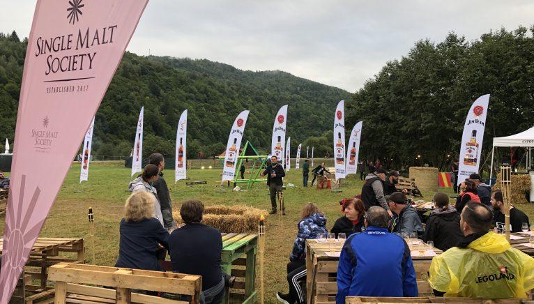 Întâlnire Single Malt Society în cadrul primei ediții Folk Rock FEST, cel mai nou festival din Piatra Craiului