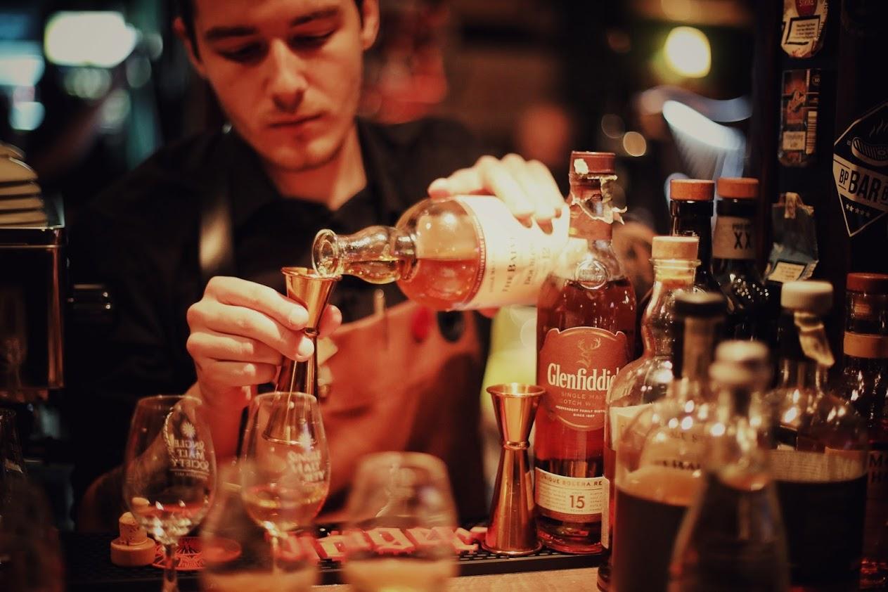 Single Malt Society @ QP Pub