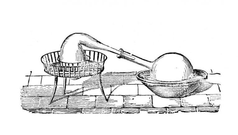 Odiseea distilării. AQUA VITAE