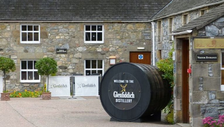 Distileria Glenfiddich