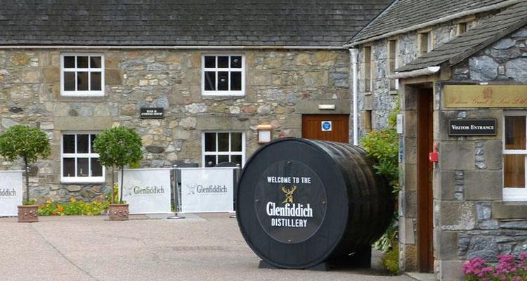 Distileria Glenfiddich